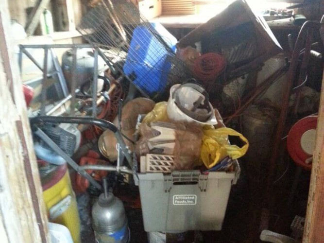 hoarding cleaning services
