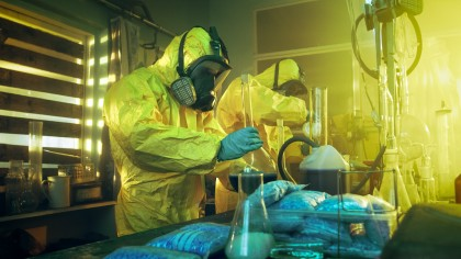 Why Properly Cleaning Meth Labs Is Vital