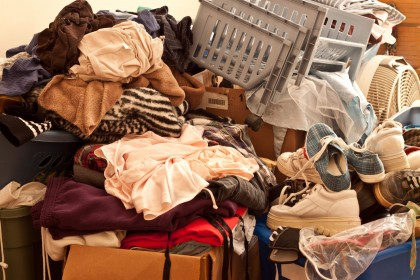 5 Tips to Reclaiming Your Home from Hoarding